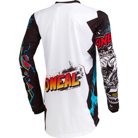 O'Neal Element Maillot Hombre, VILLAIN white